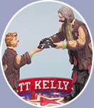emmett kelly jr. collectible sculptures