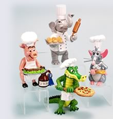 Sculptures for the Culinary Arts