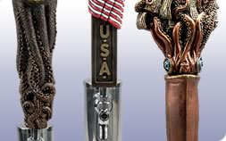 Beer Tap handles collectibles