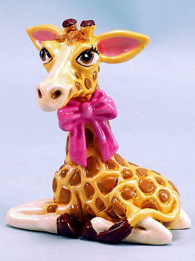 Giraffe by Ron Lee